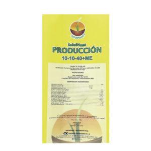SoluPlant Producción 10-10-40 + ME